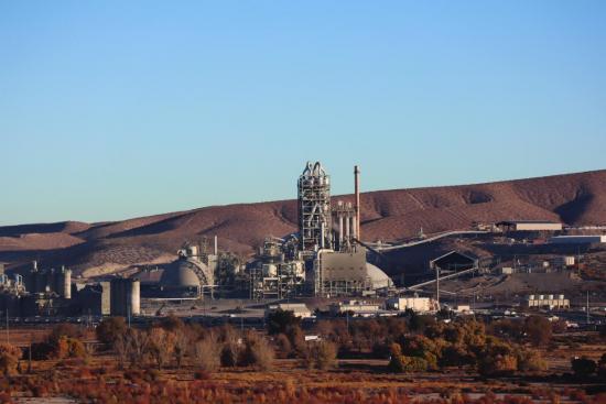 CalPortland Oro Grande Cement Plant